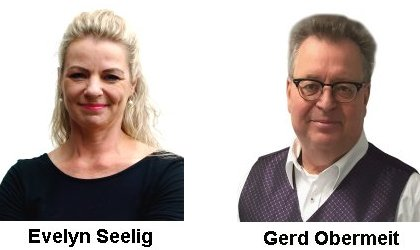 Evelyn Seelig, Gerd Obermeit
