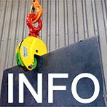 Informationen über Lastaufnahmemittel